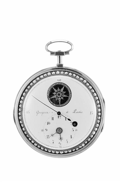 """这对父子将""""时光的印记""""钟表展搬到市博物馆"""
