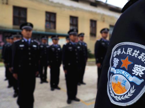 去年361名公安民警因公牺牲 劳累过度猝死成主因