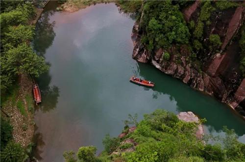 山、水、古村落……这是初夏时节温州自驾游的正确打开方式