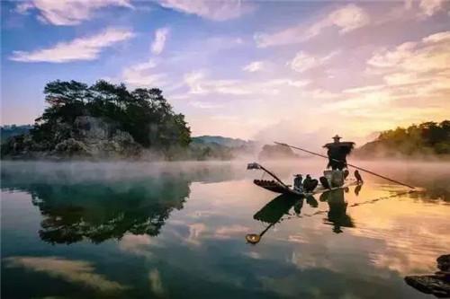 楠溪江保护管理条例向社会公布 规定区域禁止捕钓鱼