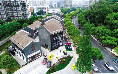 """特色主题文化街区 将成温州老城商业""""新名片"""""""