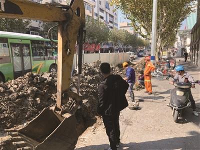到处修路何时能完工?记者走访多条施工路段找答案