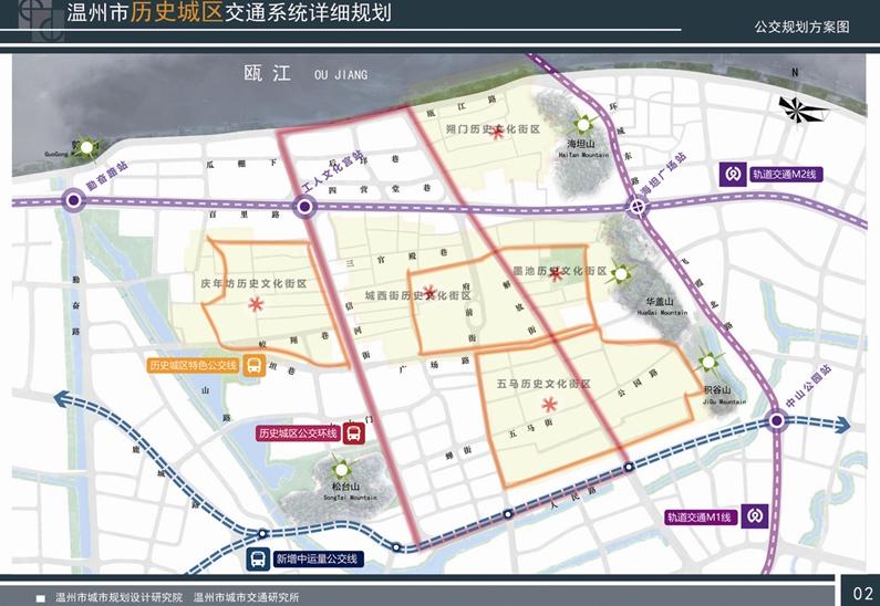 """历史城区未来交通这样改造 构建""""宜步""""交通体系"""
