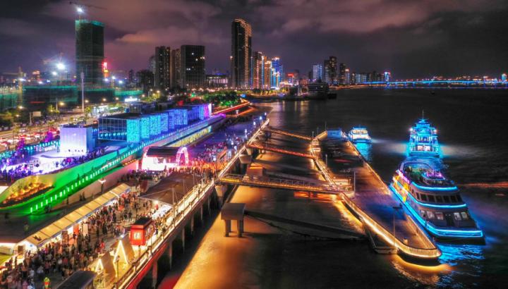 2021年温州市月光经济幸福生活周活动本月启幕